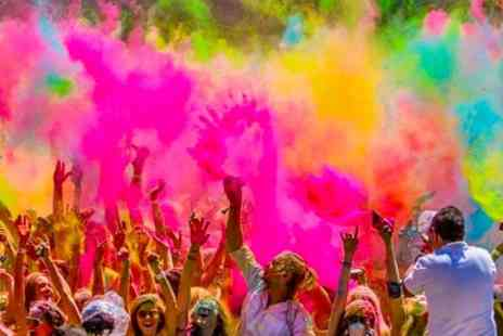 Holi One - Colour Festival Saturday Pass With Colour Bags - Save 17%