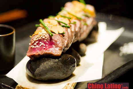 Chino Latino - Four Course Tasting Menu for Two People - Save 50%