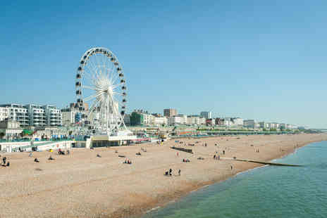 Hotel Umi Brighton - One Night stay for 2 in an executive sea view room including breakfast - Save 34%