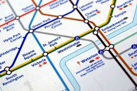 London Premier Walking Tours - London Underground Treasure Hunt For One - Save 50%