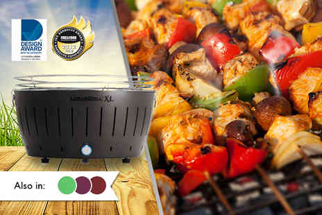 Simply Things - Award winning LotusGrille smokeless barbecue sizzle - Save 25%