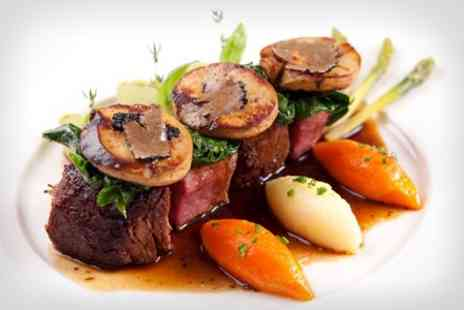 Dover Street - Five Courses of Modern European Fare With Drinks and Live Music For Two - Save 56%