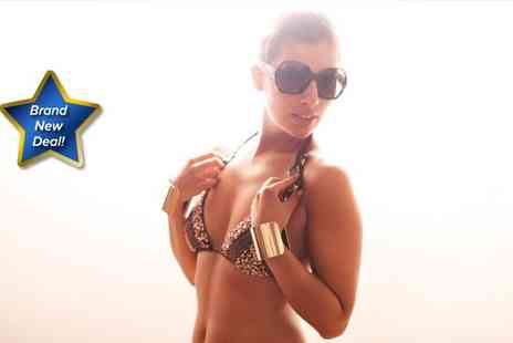 Sunkissed Tans Salon - Spray Tanning course including physiology consultation and more - Save 61%