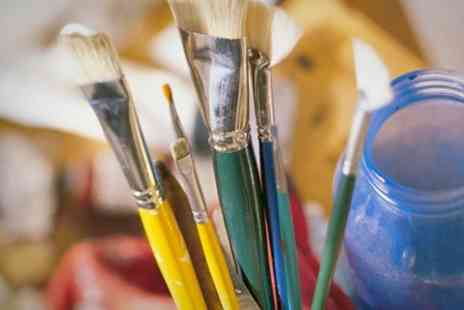 Go Create - Painting  Oil or Acrylic Workshop - Save 61%