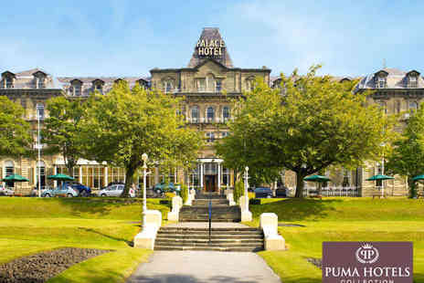 The Palace Hotel Buxton - Luxury Spa Pamper Day with Choice of Treatment, Full Use of Facilities - Save 50%