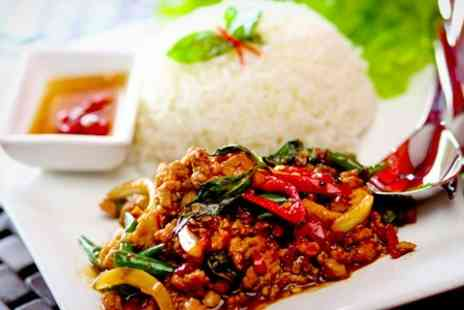 China City - Food such as Cantonese style pork chop - Save 53%