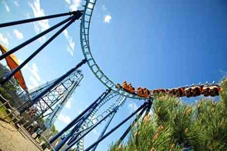 Pleasurewood Hills - Theme Park Entry For One - Save 36%