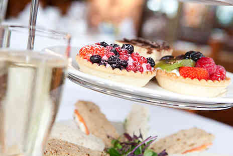 Atrium Bar at Radisson Blu - Champagne afternoon tea for 2 - Save 38%