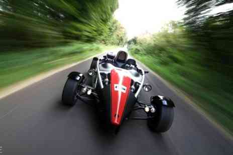 Atom Xtreme - Three Lap Experience in an Ariel Atom - Save 67%