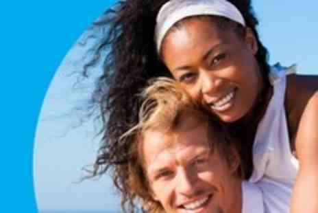 California Smile Clinic - One Hour Laser Teeth Whitening - Save 73%