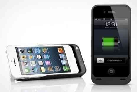 Uerotek - Battery Pack Case for iPhone 4 - Save 60%