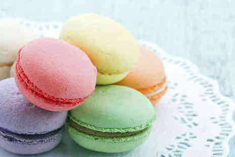 Flammen & Citronen - Three Hour French Macaron Bread Making Course - Save 52%