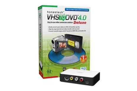 Mighty Deal - VHS to DVD Deluxe - Save 60%