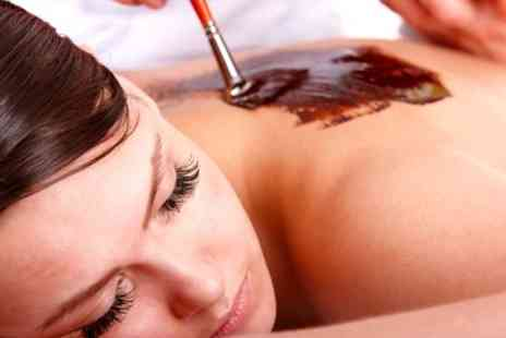 MM Bubbles - Caviar Facial or Chocolate Body Wrap - Save 65%