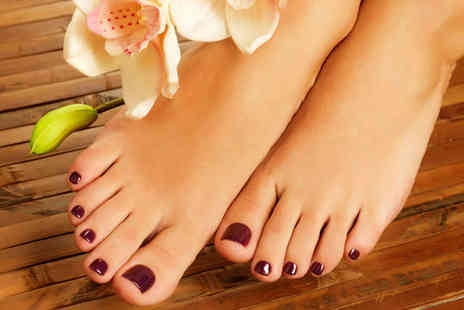 A&D Beauty Boutique - Luxury Manicure and Pedicure - Save 65%