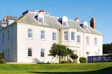 Moonfleet Manor - Champagne Afternoon Tea by Chesil Beach - Save 32%