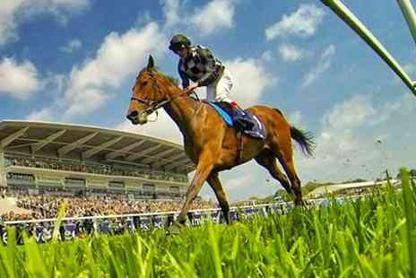 Epsom Downs Racecourse - Two Tickets to Ladies Night and Family Fun Day - Save 68%