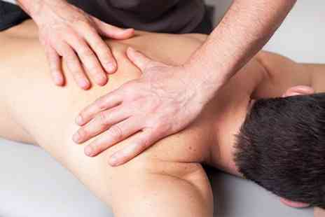 Shield Clinic - Two Deep Tissue or Sports Massages - Save 60%