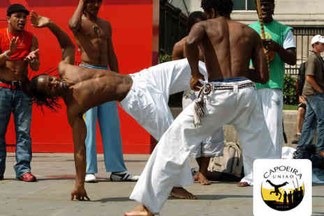 Capoeira Uniao - 10 Capoeira Classes for One - Save 73%