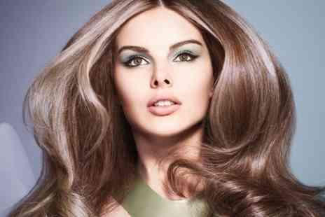 Eden Crown - Highlights or Colour, Cut, Condition and Blow Dry - Save 54%