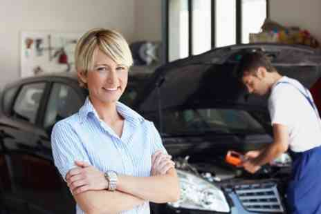 AJ Servicing & Repairs - Car Air Conditioning Inspection With Re Gas - Save 68%