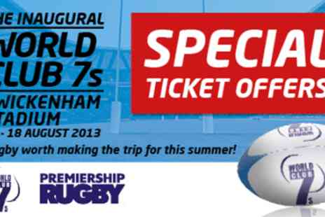 World Club 7s - Child ticket - Save 17%