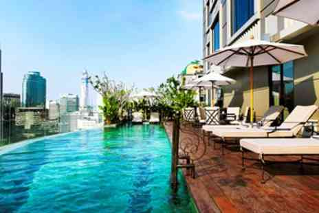 Hotel Muse - Luxury Bangkok Stay with Upgrade - Save 41%