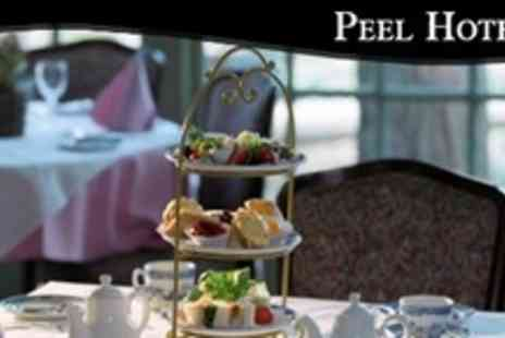 Caledonian Hotel - Afternoon Tea For Two With Champagne - Save 58%