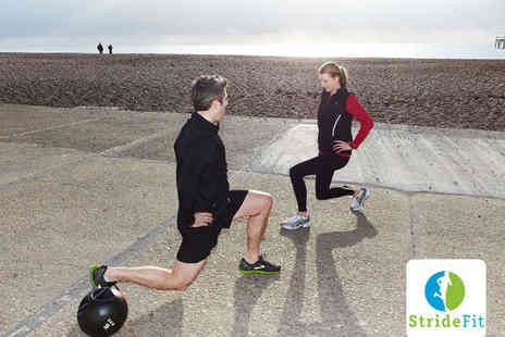 StrideFit - Six Outdoor Bootcamp Sessions - Save 64%