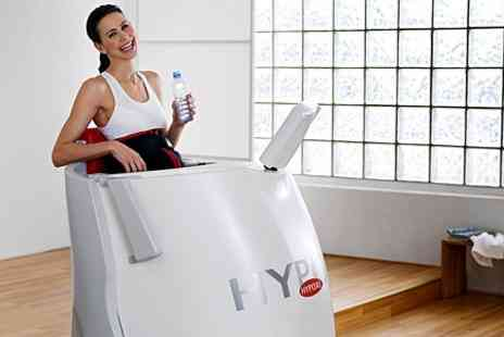 Hypoxi - Three Targeted Sessions Includes consultation and Advice for Body Reshaping- Save 50%