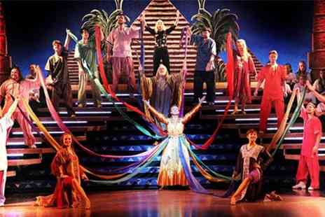 Theatre Royal - Joseph and The Amazing Technicolor Dreamcoat - Save 31%