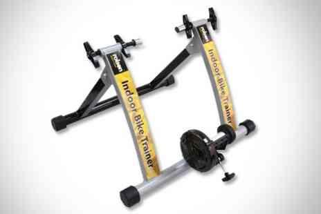 Mahahome.com - Rolson Indoor Bicycle Trainer Stand - Save 58%