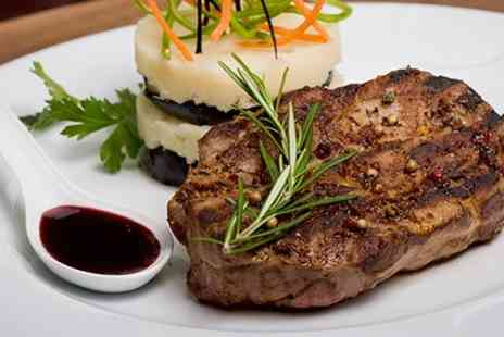 Number 1 Bar and Restaurant - Mixed Medallions of Tenderloin For Two - Save 50%