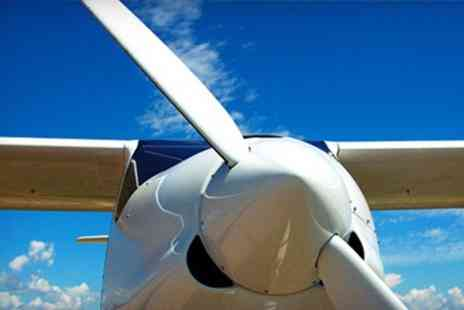 Fenland Flying School - Flying One Hour Lesson - Save 23%