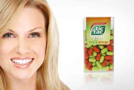 Mahahome.com - Tic Tac Lime and Orange 24 100 Packs - Save 39%