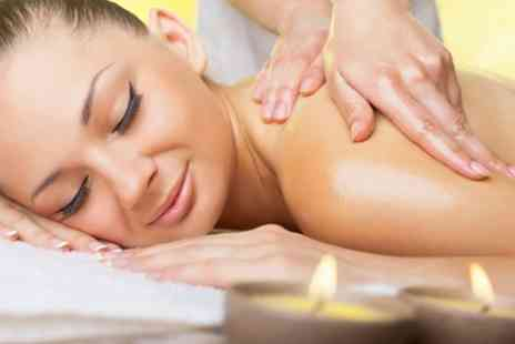 Beauty with Clare - One Hour Swedish  Aromatherapy or Hot Stone Massage - Save 60%