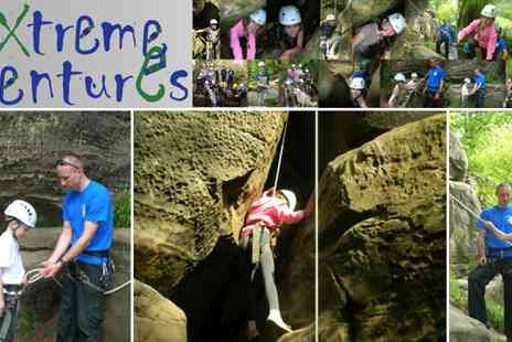 Extreme Ventures - 3 Hour Outdoor Climbing Experience - Save 67%