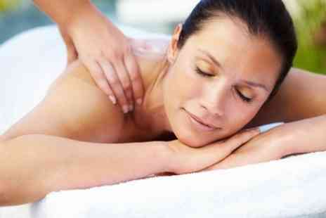 Divine - Facial Plus Back and Shoulder Massage - Save 62%