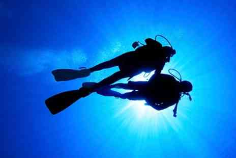The Diving Centre - Introduction to Scuba Diving - Save 60%