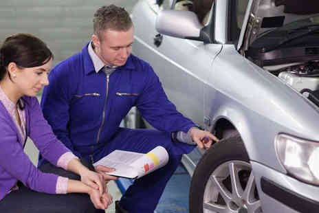 Driving Force - Discounted Vehicle Services and MOTs  - Save 81%