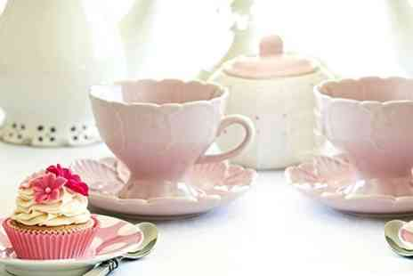 De Rougemont Manor - Pimms Afternoon Tea For Two - Save 54%