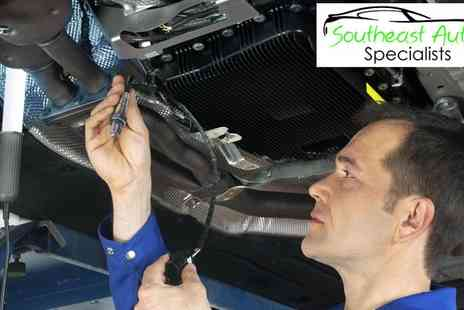 Southeast Auto Specialists - Car Air Conditioning Service with Re Gas - Save 53%