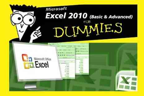 Blue Mountain Training - Basic For Dummies Excel 2010 Course - Save 81%