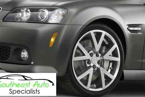 Southeast Auto Specialists - Front Wheel Alignment - Save 38%