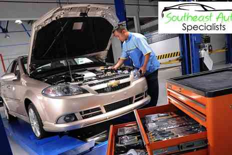 Southeast Auto Specialists - 21 Point Car Service with Oil and Filter Change - Save 43%