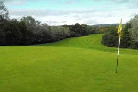 The Kent and Surrey Golf Club - 18 Holes Golf For Two - Save 71%