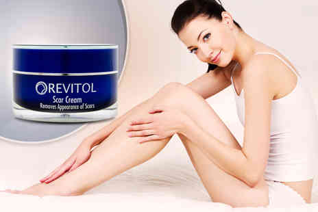 Beauty & Slimming - Pot of Revitol scar removal cream - Save 54%