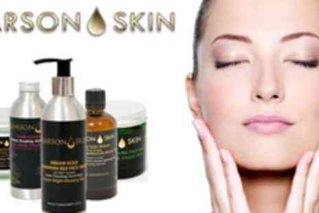 Narson Skin - £40 Voucher to spend on any Moroccan Argan Oil & Skincare Products - Save 63%