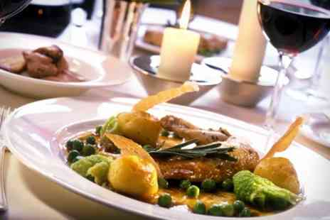 The Village Inn - Two Course Sunday Lunch With Wine - Save 58%