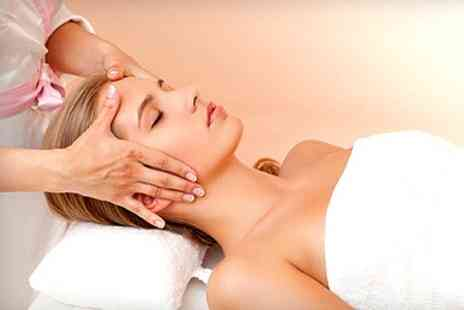 Lust Tanning & Beauty - Face, Head and Shoulder Massage Plus Express Facial - Save 52%